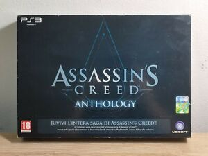 Assassin's Creed Anthology - Collectors Edition ps3