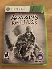 ASSASSIN'S CREED REVELATIONS: SIGNATURE EDITION Xbox 360 Game Very Good