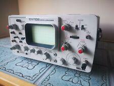 SE Labs EM102 Oscilloscope