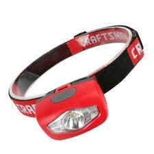 CRAFTSMAN Vision 250-Lumen LED Headlamp Battery Included