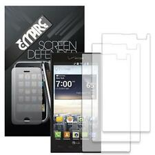 EMPIRE 3 Pack of Clear Invisible Screen Protectors for LG Spectrum 2 VS930
