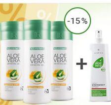 LR Aloe Vera Drinking Gel Honig 3 mal 1 Liter