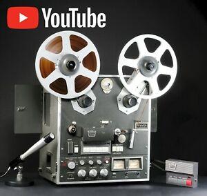 "Roberts 400 Reel to Reel 10.5"" Tape Recorder Tube Amplifier 15 IPS NEW Roller"