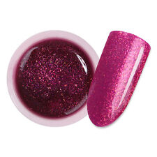 5ml Soak Off UV Gel Polish Shimmer&Glitter Nail Art Gel Varnish Purple UR SUGAR