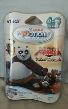 Vtech VSmile VMotion Active Learning System Kung Fu Panda Path of the Panda game