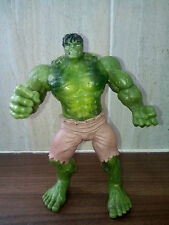 "Marvel 6"" Action Figure 2007 The Incredible HULK Light Up Chest The Avengers"