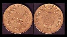★★ COLOMBIE / COLOMBIA ● 100 PESOS 1993 ● E8 ★★