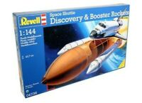 REVELL® 1:144 DISCOVERY SHUTTLE & BOOSTER ROCKETS MODEL SPACE SHIP KIT 04736