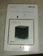 BEM HL2022B Portable Wireless Rechargeable Bluetooth Speaker-Black NEW-&-SEALED