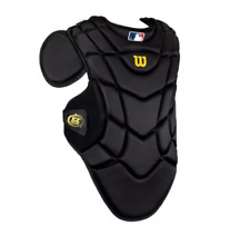 Baseball Softball Sport Equipment Wilson EZ Gear Black Youth Chest Protector