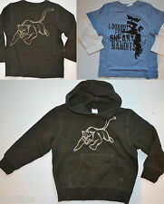 NWT Gymboree Set of three: Hoodie and 2 long sleeved Tees Size 3-4