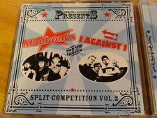 Madbones vs I against I - 'Split Competition Vol. 2' 2002 Italy New!! CD