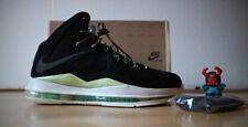 Nike Lebron X 10 EXT QS 'Black Suede' EU44.5 / US10.5