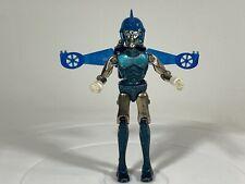 Mego MICRONAUTS BLUE SPACE GLIDER - Series 1 Complete w/ Wings/Helmet DieCast -1