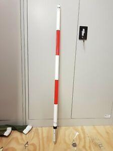 4x SOKKIA AP61 TELESCOPIC PRISM POLE / surveying pole with 5/8 thread