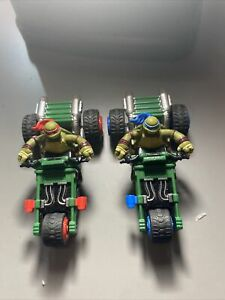 CARRERA GO TEENAGE MUTANT NINJA TURTLES SLOT CAR TRIKES
