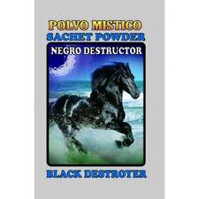 Black Destroyer / Negro Destructor  - Sachet Powder / Bolsita en polvo ½oz / 14g