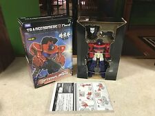 Takara Tomy Transformers Cloud  Optimus Prime TFC-A01 JAPAN Action Figure MIB