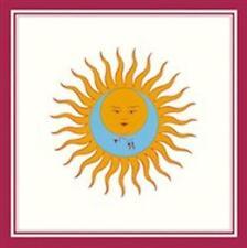 King Crimson 33RPM Speed Progressive Rock LP Records