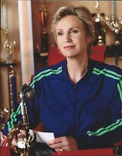 Jane Lynch Glee Hand Signed 8x10 Photo Autographed w/COA Game Night Host