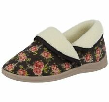 Dunlop Women's Textile Moccasin Slippers Slippers