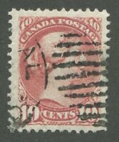 CANADA #45 USED SMALL QUEEN F/VF