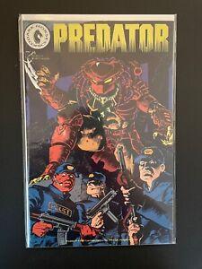 Predator vol.1 #3 1989 High Grade 9.4 Dark Horse Comic Book D22-110