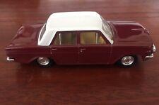 Holden EH Sedan TRAX 1:43  Burgundy With White Roof Diecast Model Car