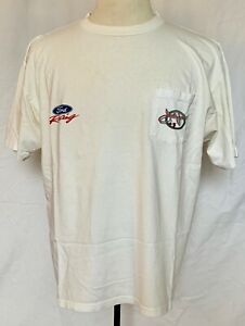 John Force Racing NHRA RACING T-SHIRT ADULT XL