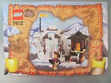 LEGO 7412 @@ NOTICE / INSTRUCTIONS BOOKLET / BAUANLEITUNG
