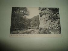 Vintage Postcard Dovedale Lion's Head Rock Raphael Tuck+Sons Town+City Series