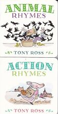 My First Nursery Rhymes Board Book Collection by Tony Ross (Hardback)