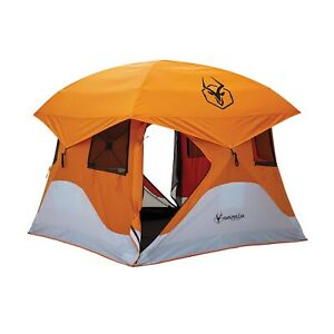 Gazelle 22272 T4 Pop-Up Portable Camping Hub Tent, Easy Instant Set Up in... New