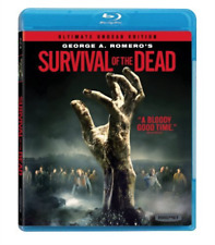 Survival of The Dead Ultimate Undead 0876964003292 With Devon Bostick Blu-ray