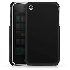 Apple iPhone 3Gs Premium Case Hülle Cover - Schwarz