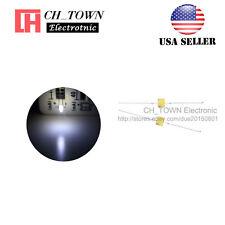 50pcs 1.5mm LED Diodes Diffused White Light Mini High Quality