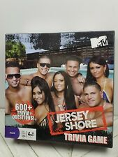NEW Jersey Shore Trivia Game Pauly D Snooki MTV (not sealed)