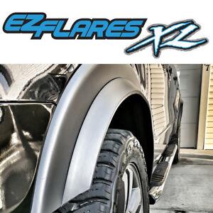 EZ Flares XL Universal Flexible Rubber Fender Flares Super Peel & Stick CHEVY