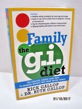 The Family G.I. Diet by Rick & Ruth Gallop