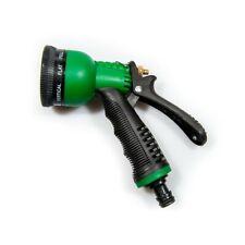 More details for 7 function spray nozzle - water hose gun multi pattern garden adjustable mist