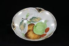 Vintage Hand Painted Fruit Bowl from Japan