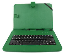 Faux Leather Case With Keyboard For Archos 101 G9 501870 Gen9 & Arnova 10 inch