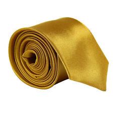 Skinny Slim Tie Solid Color Plain Silk Men Jacquard Woven Party&Wedding Necktie