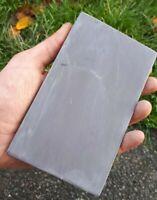 NATURAL WELSH SLATE SHARPENING STONE HANDMADE IN WALES RECLAIMED SLATE  (A122)
