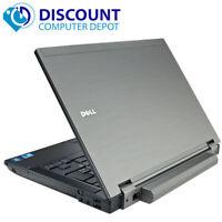 Dell Laptop Intel Core i5 latitude Computer Windows 10 Win PC HD DVD Wifi 4GB
