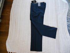 NWT adidas 3-Stripe CLIMACOOL Golf Pants Navy Blue Size 32 x 32