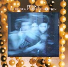 PRINCE & The New Power Generation: Diamonds and Pearls CD 1991 HOLOGRAM