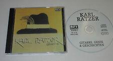 CD/KARL RATZER/GITARRE/RST 91638-2 - NEUWERTIG