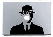 Macbook 13 inch decal sticker Unknown Man art for Apple Laptop