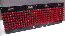 STATIC CONTROLS LED DISPLAY BOARD AD-0954-002 REV. C NEW SURPLUS AD0954002